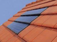 Tegola fotovoltaica Max