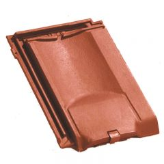 Accessoire terre cuite d'EDILIANS : Tuile de ventilation JURA 10