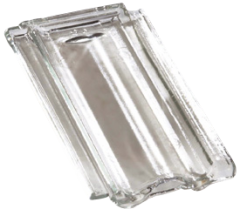 Tegole in vetro  PROVINCIALE Ste Foy l'Argentière